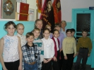Встреча с Антоненко Ларисой Ивановной (передовик животноводства совхоза Маслянинский)